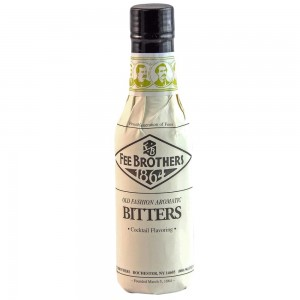 Биттер США Fee Brothers Old Fashion Aromatic, 17.5%, 0.15 л [791863140506]