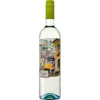 Вино Португалии Porta 6 Vinho Verde / Порта 6 Виньо Верде, Бел, П/Сух, 0.75 л [5601996669872]