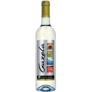 Подарочный набор Вино Португалии Gazela Vinho Verde / Газела, 8.5%, бел, П/сух, 2*0.75 л [5601012002928]