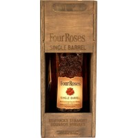 Бурбон США Four Roses Single Barrel / Фо Роузес Сингл Баррел, 0.7 л [2135688356885]