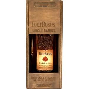 Бурбон США Four Roses Single Barrel / Фо Роузес Сингл Баррел, 0.7 л [2135688356885]