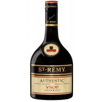 Бренди Франции Saint Remy Authentic VSOP 4 yo / Сан Реми Аутентик ВСОП 4 года, 0.7 л [3161420000203]