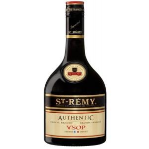 Бренди Франции Saint Remy Authentic VSOP 4 yo / Сан Реми Аутентик ВСОП 4 ео, 0.7 л [3161420000203]