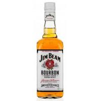 Виски США Jim Beam White 4 yo / Джим Бим Уайт 4 ео, 0.7 л [5010196091008]