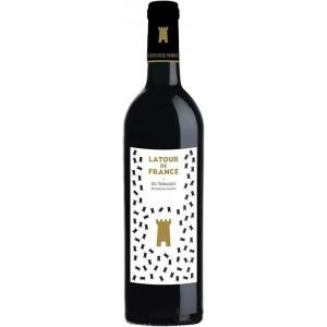 Вино Франции Latour de France Les Terrasses / Латур де Франс Ле Террас, Кр, Сух, 0.75 л [3233960053404]