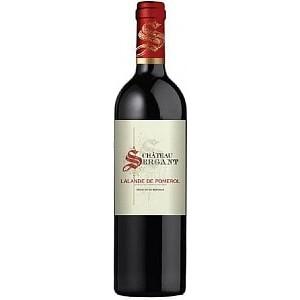 Вино Франции Chateau Sergant Lalande de Pomerol / Шато Сержан Лаланд де Помероль, Кр, Сух, 0.75 л [3263213135502]