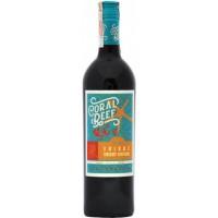 Вино Австралии Coral Reef Shiraz Cabernet / Корал Риф Шираз Каберне Кр, Сух, 0.75 л [3263280108812]