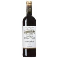 Вино Франции Chateau L'Ermitage / Шато Л'Ермитаж, Кр, Сух, 0.75 л [3272810305072]
