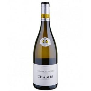 Вино Франции Pasquier Desvignes Chablis / Паске Девинь Шабли, Бел, Сух, 0.75 л [3452130025014]