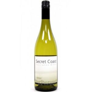 Вино Новой Зеландии Secret Coast Sauvignon Blanc / Сикрит Коаст Совиньон Блан, Бел, Сух, 0.75 л [4011831107949]