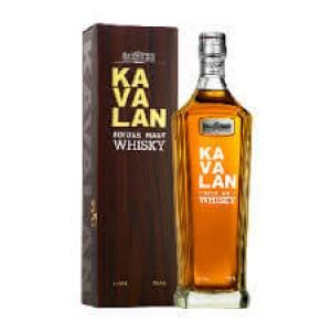 Виски Тайвань Kavalan Single Malt / Кавалан Сингл Молт, 0.05 л [4710085206797]