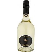 Вино игристое Италии Anno Domini Gran Cuve / Анно Домини Гран Кюве, Бел, Cух, 0.75 л [8003030883799]