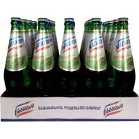 Лимонад Грузии Natakhtari / Натахтари (Тархун), 0.5 л (стекляная бутылка) [4860001120451]