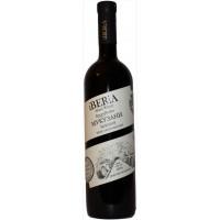 Вино Грузии Iberia Mukuzani / Иберия Мукузани, Кр, Сух, 0.75 л [4860108930250]