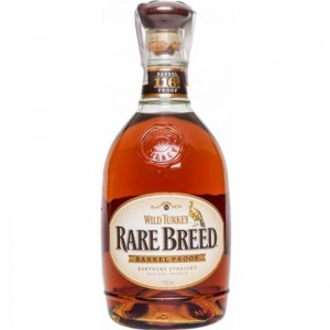 Бурбон США Wild Turkey Rare Breed 12 yo / Уайлд Туркей Рэйр Брид 12 ео, 0.75 л [721059000222]