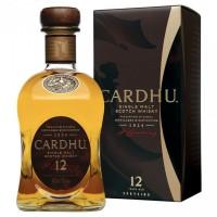 Виски Шотландии  Cardhu 12 yo / Кардху 12 лет, 0.7 л [5000267102573]