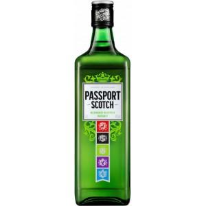 Виски Шотландии Passport Scotch / Пасспорт Скотч, 0.7 л (под.уп.) [5000299210048]
