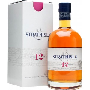 Виски Шотландии Strathisla 12 yo / Стратайла 12 лет, 0.7 л (под.уп) [5000299603376]