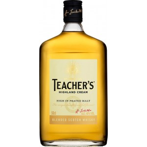 Виски Шотландии Teacher's / Тичерс, 0.5 л [5010093501235]