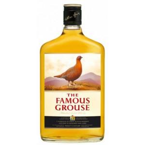 Виски Шотландии The Famous Grouse / Фэймос Граус, 0.5 л [5010314550004]