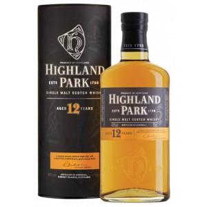 Виски Шотландии Highland Park 12 yo / Хайленд Парк 12 ео, 0.7 л [5010314570101]