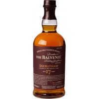 Виски Шотландии Balvenie Doublewood 17 yo / Балвени Даблвуд 17 ео, 0.7 л [5010327525822]