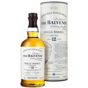 Виски Шотландии Balvenie Single Barrel 12 yo / Балвени 12 ео Сингл Баррел, 0.7 л [5010327525877]