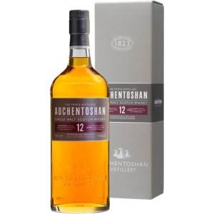 Виски Шотландии Auchentoshan 12 yo / Окентошен 12 ео, 0.7 л [5010496001769]