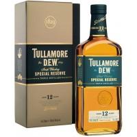 Виски Ирландии Tullamore Dew 12 yo / Талмор Дью 12 ео, 0.7 л [5011026108163]