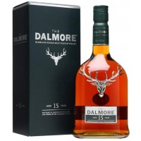 Виски Шотландии Dalmore 15 yo / Далмор 15 ео, 0.7 л (под.уп.) [5013967005006]