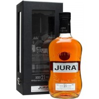 Виски Шотландии Isle of Jura 21 yo / Айл Ов Джура 21 ео, 0.7 л (под.уп.) [5013967006874]