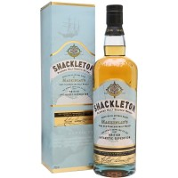 Виски Шотландии Shackleton Blended Malt / Шекелтон Блендед Молт, 0.7 л [5013967012035]