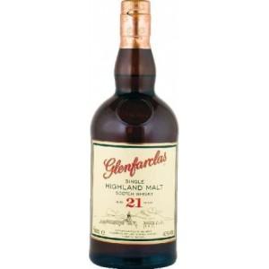 Виски Шотландии Glenfarclas 21 yo / Гленфарклас 21 ео, 0.7 л [5018066214311]