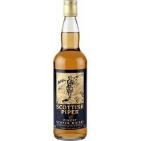 Виски Шотландии Scottish Piper Finest / Скотиш Пипер Файнест, 0.7 л [5021692400102]