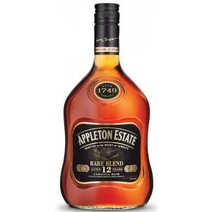 Ром Ямайки Appleton Estate 12 yo Rare Blend, 43%, 0.7 л [5024576191103]
