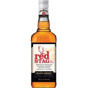 Виски Jim Beam Red Stag 4 yo / Джим Бим Рэд Стаг 4 ео, 0.7 л [5060045582485]
