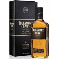 Виски Ирландии Tullamore Dew Trilogy 15 yo / Талмор Дью Трилоджи 15 ео, 0.7 л [5391516891998]