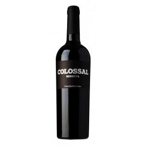 Вино Португалии Casa Santos Lima Colossal Reserva / Каза Сантос Лима Колоссал Резерва, Кр, Сух, 0.75 л [5604424364004]
