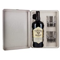 Виски Ирландии Teeling Small Batch / Тилинг Смолл Вэч, 0.7 л (+ 2 бокала) [5391523270687]