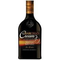 Ликер Доминиканской Республики Barcelo Cream на основе рома (Барсело Крим), 17%, 0.7 л [7461323129657]