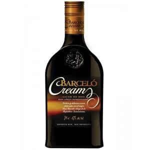 Ликер Доминиканской Республики Barcelo Cream на основе рома / Барсело Крим, 17%, 0.7 л [7461323129657]