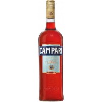 Настойка горькая Campari / Кампари, 1 л [8000040000802]