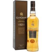 Виски Шотландии Glen Grant 12 yo / Глен Грант 12 ео 0.7 л [8000040630269]