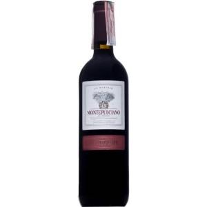 Вино Италии Verga Le Rubinie Montepulciano D'Abruzzo / Верга Ле Рубинье Монтепульчано Д'Абруццо, Кр, Сух, 0.75 л [8000128084304]