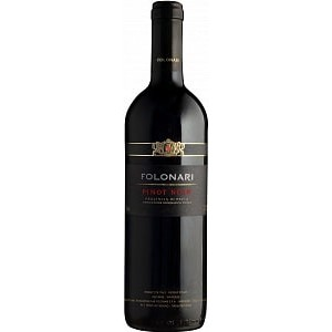 Вино Италии Folonari Pinot Noir Provincia di Pavia / Фолонари Пино Нуар Провинция ди Павия, Кр, Сух, 0.75 л [8000160630835]
