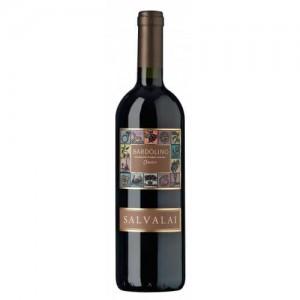 Вино Италии Salvalai Bardolino / Сальвалай Бардолино, Кр, Сух, 0.75 л [8005276011110]