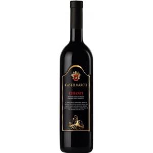 Вино Италии Castelmarco, Chianti DOCG / Кастельмарко Кьянти, Кр, Сух, 0.75 л [8005890800817]
