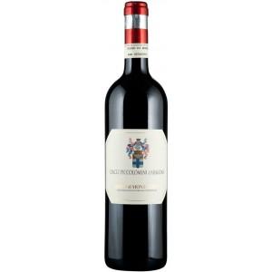Вино Италии Ciacci Piccolomini d'Aragona / Чаччи Пикколомини д'Арaгона, Кр, Сух, 0.75 л [8032605849120]
