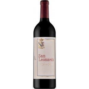 Вино Италии Tenuta San Leonardo, San Leonardo / Тенута Сан Леонардо, Сан Леонардо, Кр, Сух, 0.75 л [8032797771001]