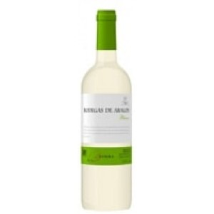 Вино Испании Bodegas de Abalos Viura / Бодегас де Абалос Виура, Бел, Сух, 0.75 л [8423513001180]